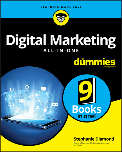 Stephanie Diamond Digital Marketing All-in-One For Dummies sangram vajre account based marketing for dummies