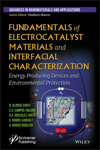 Nicolas Alonso-Vante Fundamentals of Electrocatalyst Materials and Interfacial Characterization