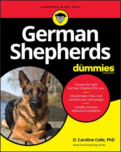 D. Caroline Coile German Shepherds For Dummies недорого