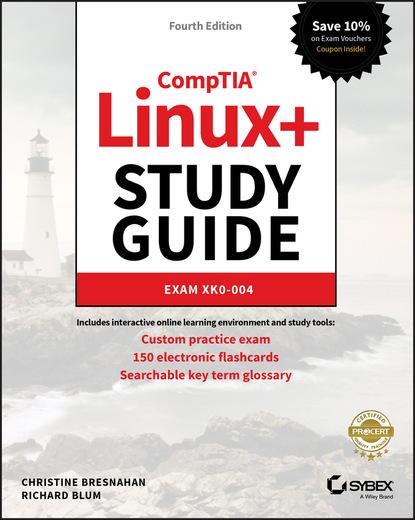 Фото - Richard Blum CompTIA Linux+ Study Guide группа авторов comptia network review guide