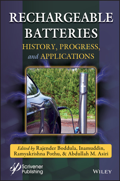 Группа авторов Rechargeable Batteries группа авторов oxazoles