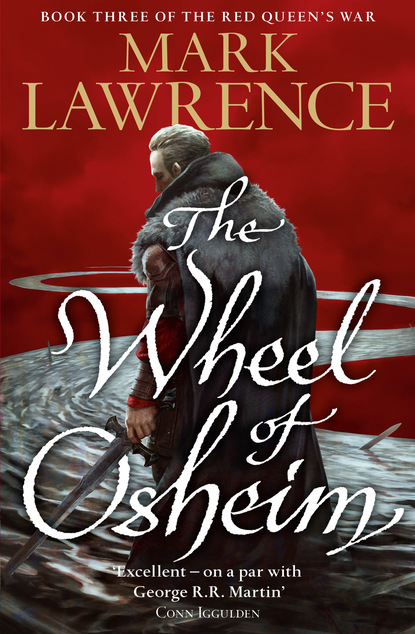 Mark Lawrence The Wheel of Osheim mark lawrence wheel of osheim
