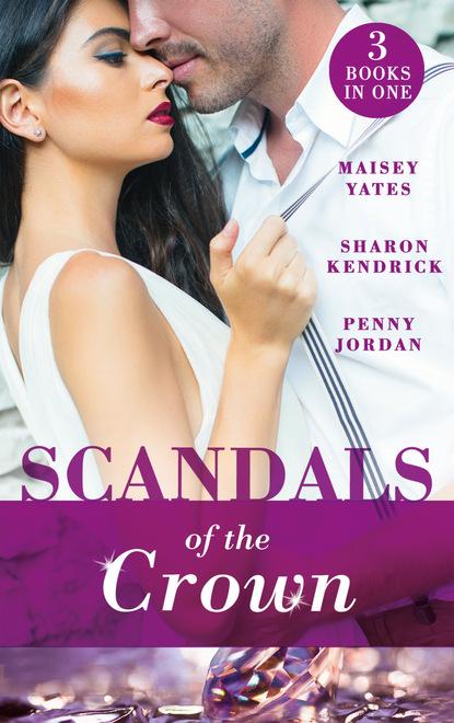 Пенни Джордан Scandals Of The Crown недорого