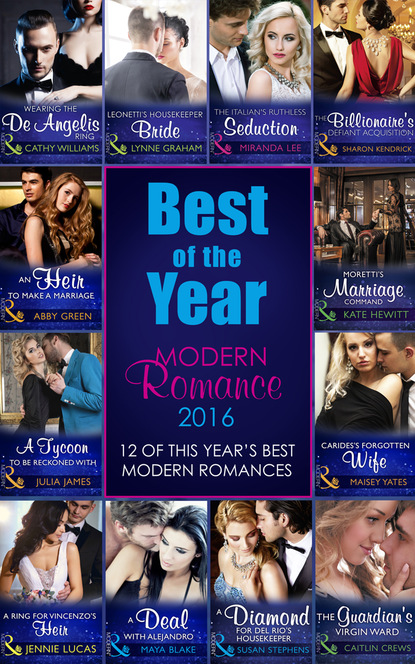 Линн Грэхем The Best Of The Year - Modern Romance 2016 недорого