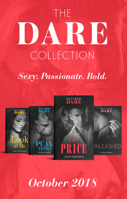 Nicola Marsh The Dare Collection October 2018