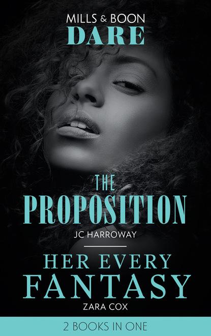Фото - JC Harroway The Proposition / Her Every Fantasy jc harroway the proposition her every fantasy