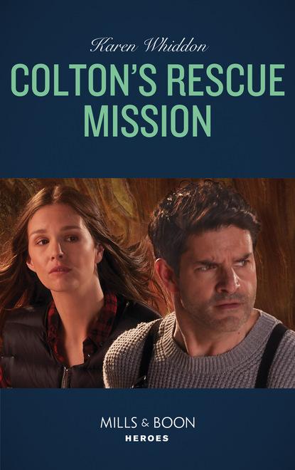 Karen Whiddon Colton's Rescue Mission karen whiddon her guardian shifter