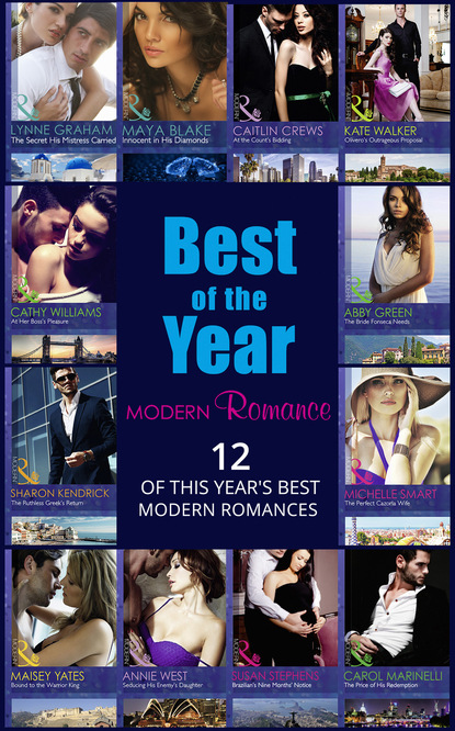 Линн Грэхем The Best Of The Year - Modern Romance недорого