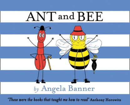 Angela Banner Ant and Bee ant middleton first man in leading from the front