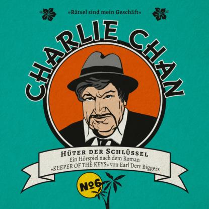 Earl Derr Biggers Charlie Chan, Fall 6: Hüter des Schlüssels недорого