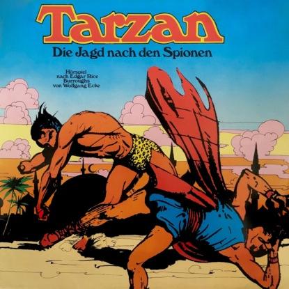 Tarzan, Folge 3: Die Jagd nach den Spionen