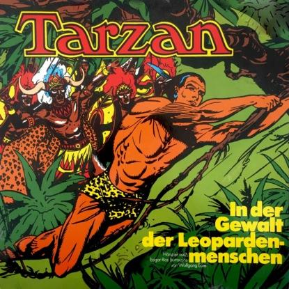 Tarzan, Folge 5: In der Gewalt der Leopardenmenschen