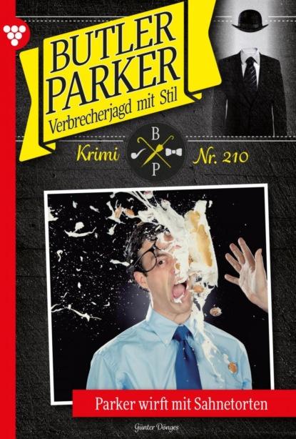 Butler Parker 210 – Kriminalroman