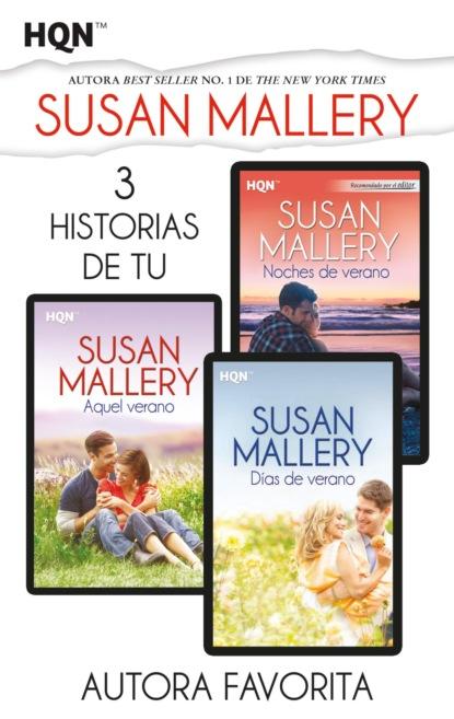 E-Pack HQN Susan Mallery 2