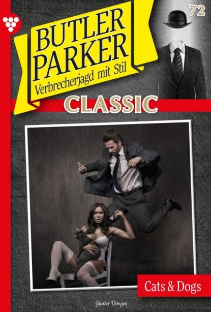 Butler Parker Classic 72 – Kriminalroman