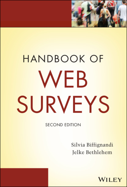 Jelke Bethlehem Handbook of Web Surveys недорого