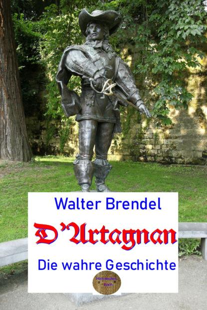 Walter Brendel D'Artagnan александр дюма alexandre dumas die drei musketiere
