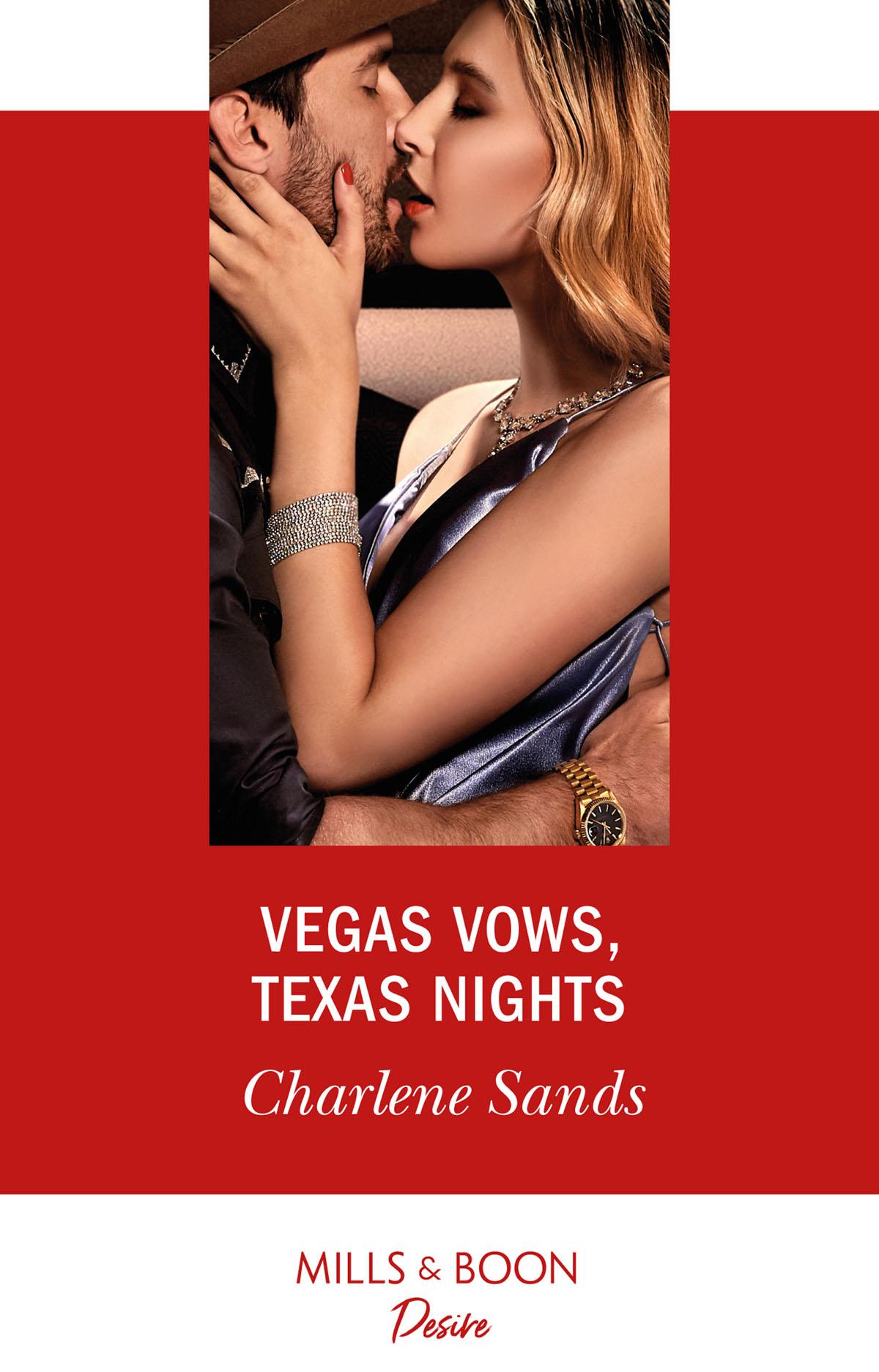 Vegas Vows, Texas Nights