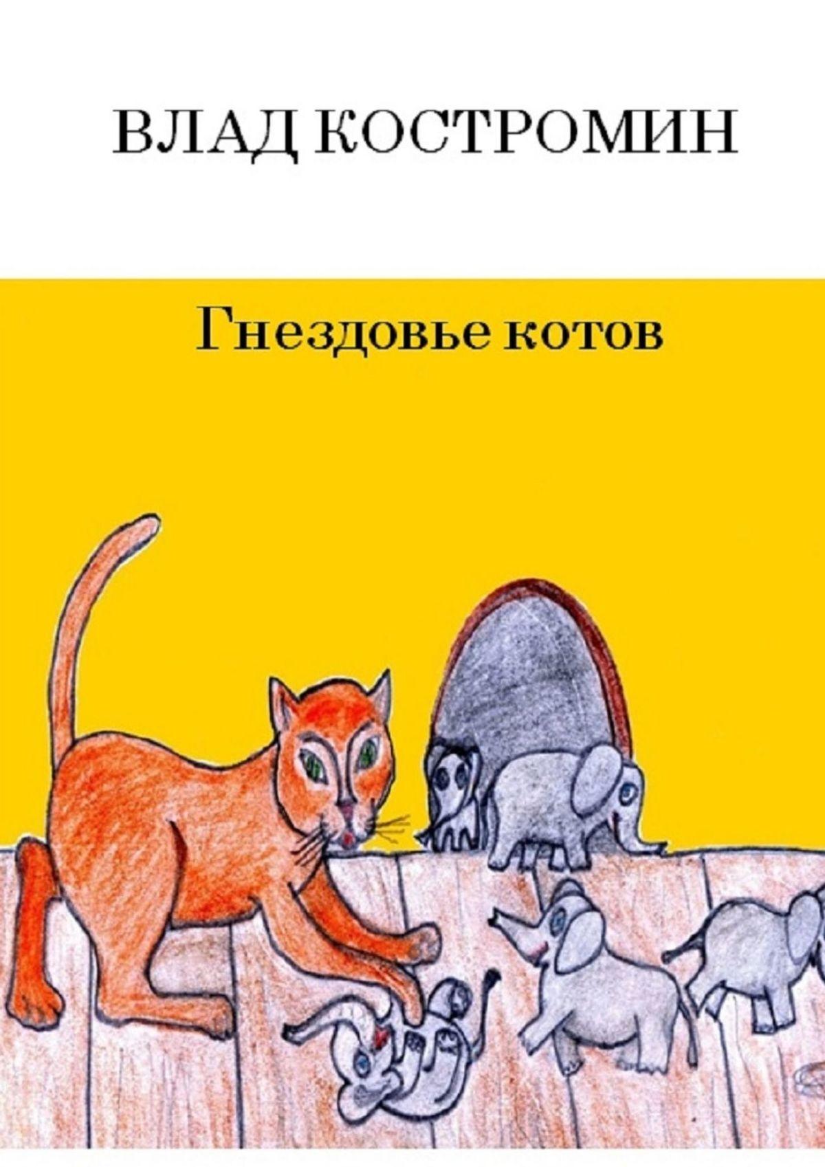Гнездовье котов