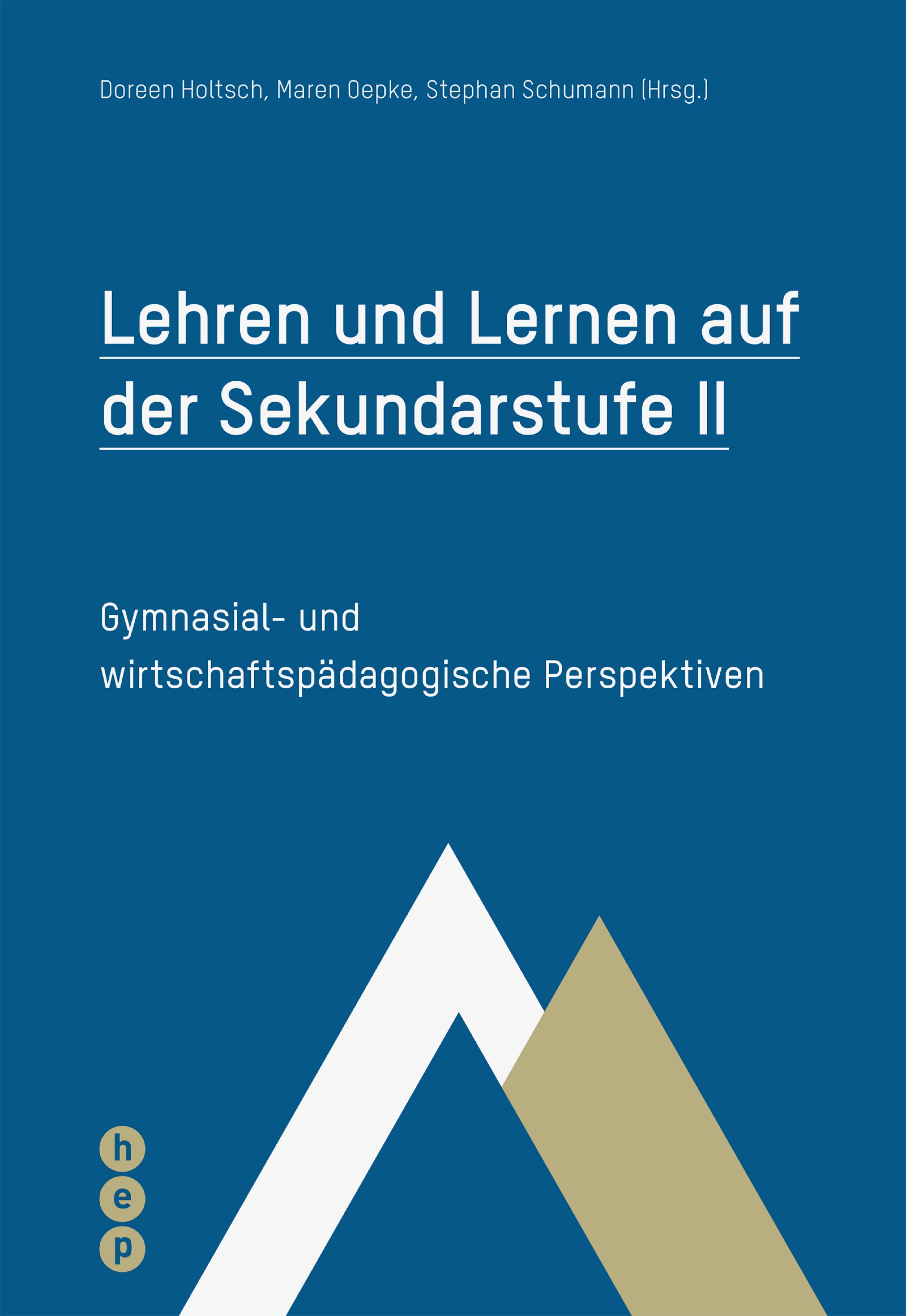 Lehren und Lernen auf der Sekundarstufe II (E-Book)