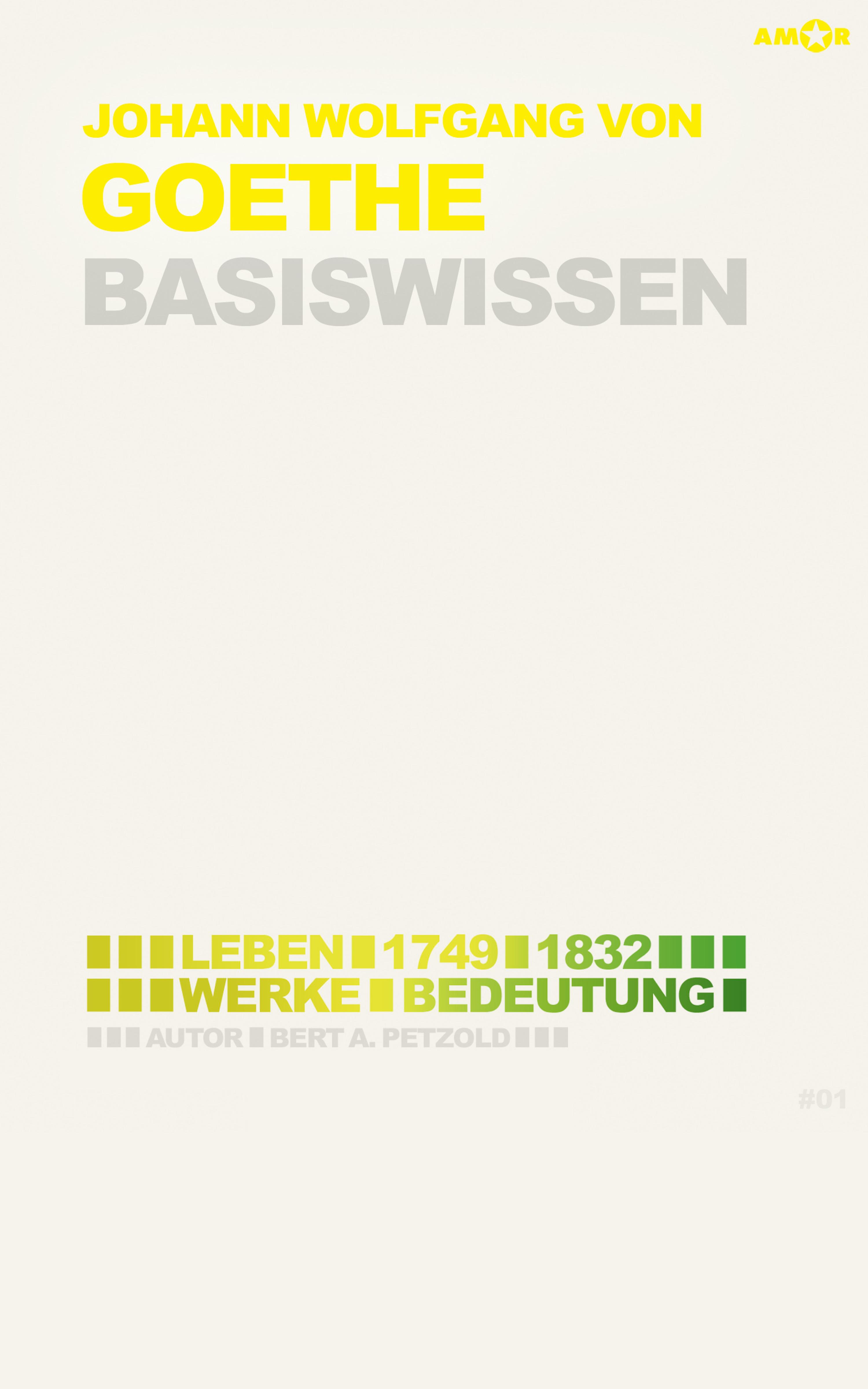 Johann Wolfgang von Goethe – Basiswissen #01