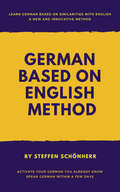 German based on English method