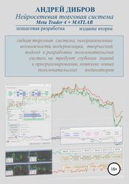 Нейросетевая торговая система Meta Trader 4 + MATLAB. Пошаговая разработка. Издание второе