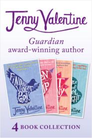 Jenny Valentine - 4 Book Award-winning Collection