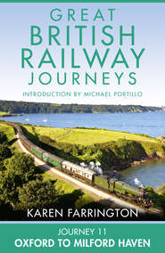 Journey 11: Oxford to Milford Haven