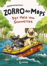 Zorro, der Mops 2 – Der Held vom Sommersee