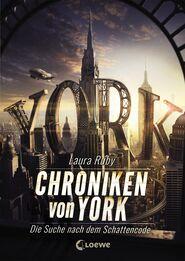Chroniken von York – Die Suche nach dem Schattencode