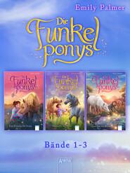Funkelponys Bundle. Bände 1-3