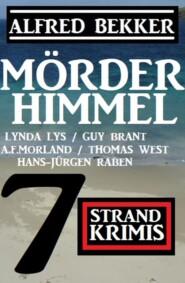 Mörderhimmel: 7 Strand Krimis