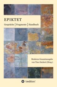 Gespräche, Fragmente, Handbuch