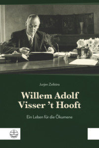 Willem Adolf Visser \'t Hooft