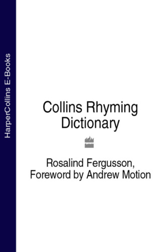 Rosalind Fergusson, Collins Rhyming Dictionary – читать