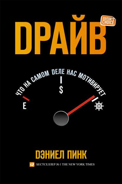 Драйв: Что на самом деле нас мотивирует, Дэниел Пинк