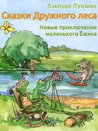 Сказки Дружного леса. Новые приключения маленького Ёжика