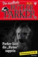 Der exzellente Butler Parker 25 – Kriminalroman