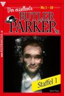 Der exzellente Butler Parker Staffel 1 – Kriminalroman