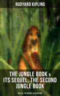 The Jungle Book & Its Sequel, The Second Jungle Book (With All the Original Illustrations)