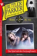 Butler Parker 112 – Kriminalroman