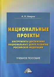 Национальные проекты – инструменты достижения национальных целей Российской Федерации