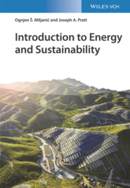 Introduction to Energy and Sustainability