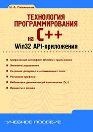 Технология программирования на C++. Win32 API-приложения