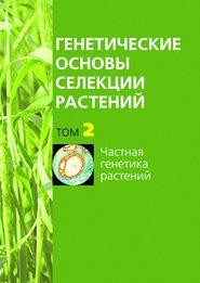 Частная генетика растений