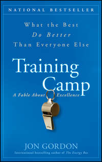 Training Camp. What the Best Do Better Than Everyone Else