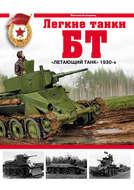 Легкие танки БТ. «Летающий танк» 1930-х